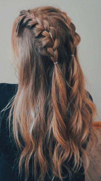 Flower Girl Hairstyles - Gorgeous Braids