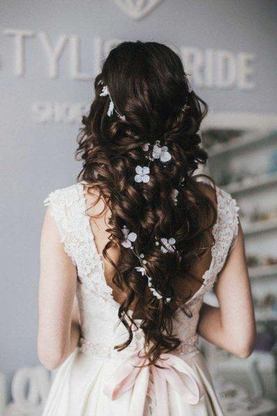 Flower Girl Hairstyles - Hair Flowers