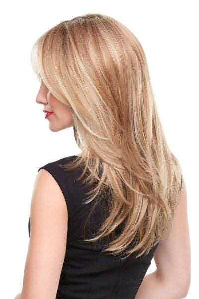haircuts for teenage girls 2021 - Chandelier Layers