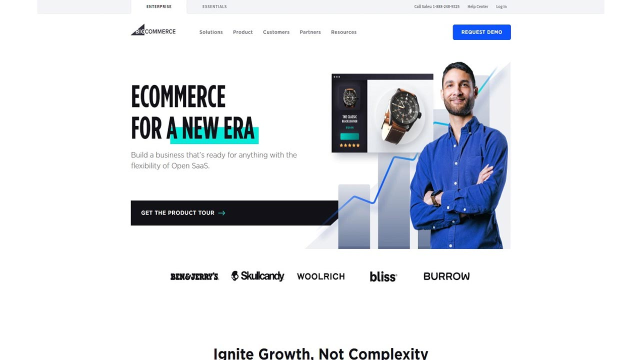 bigcommerce - Pay As You Go Websites