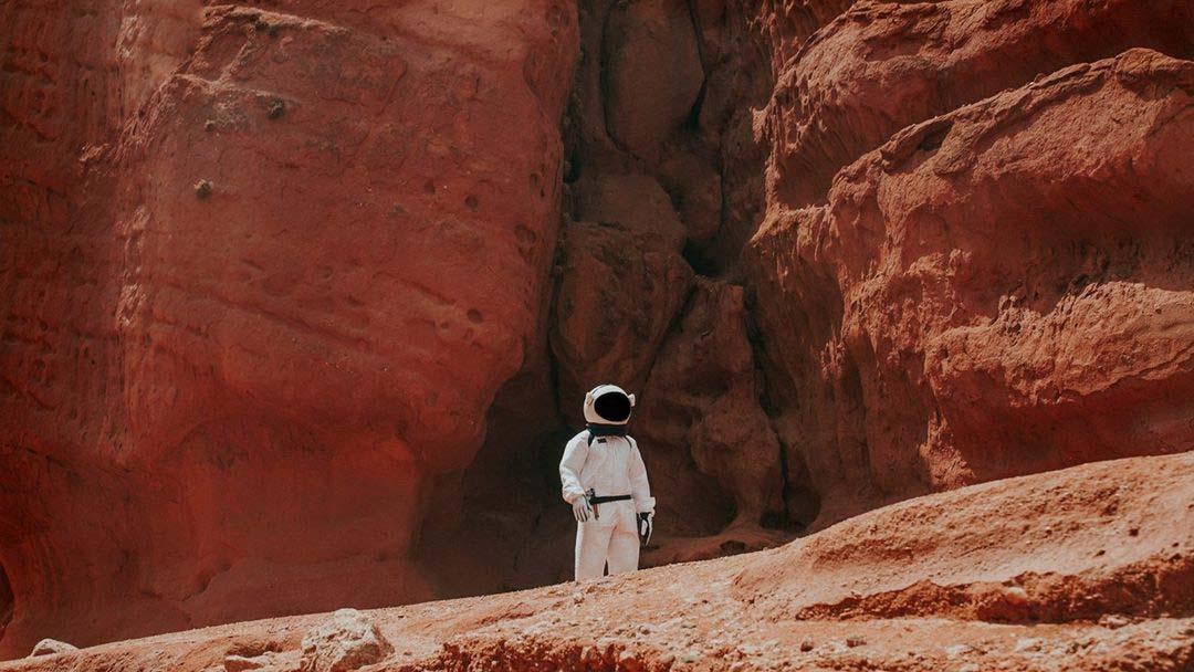 Vertical Farming on Mars