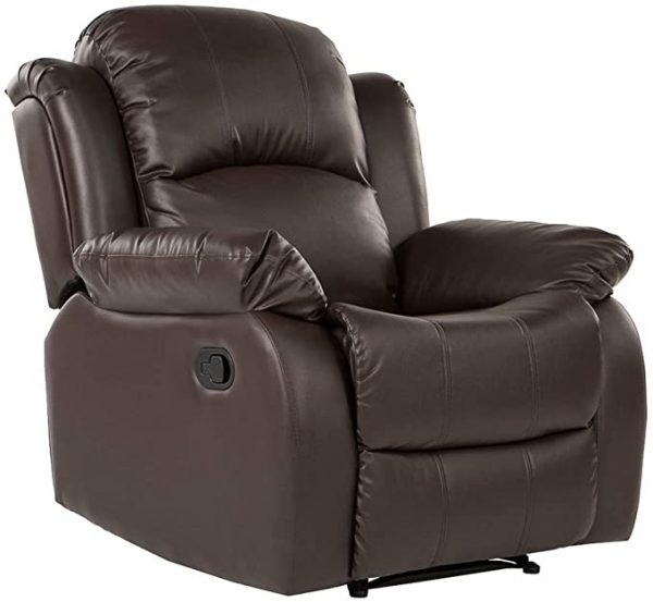 Casa Andrea Milano llc Recliner Living Room Chair