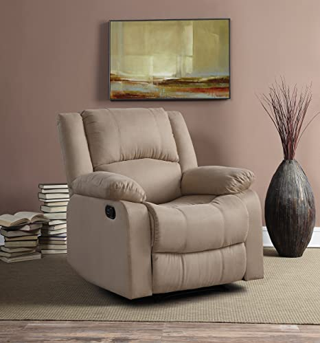 best recliners for back pain - Relax A Lounger Upholster Logan Multi-Function Recliner Chair