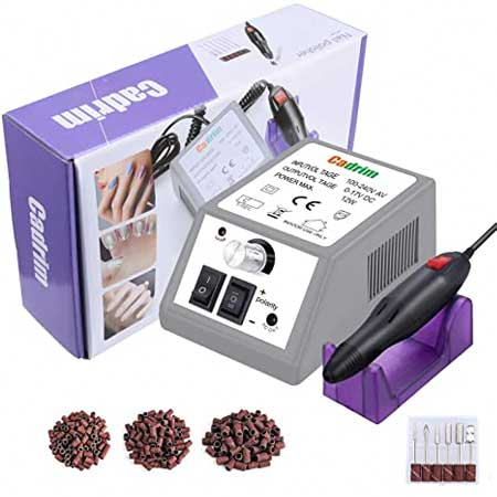 Cadrim Electric Nail Drill Machine