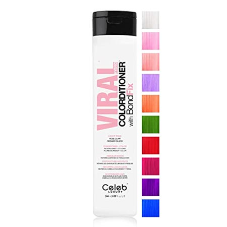 Celeb Luxury Viral Color Depositing Colorwash Shampoo