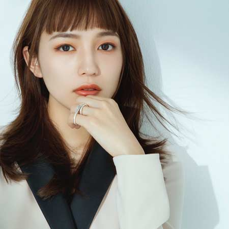 Haruna Kawaguchi - Most Beautiful Japanese Women