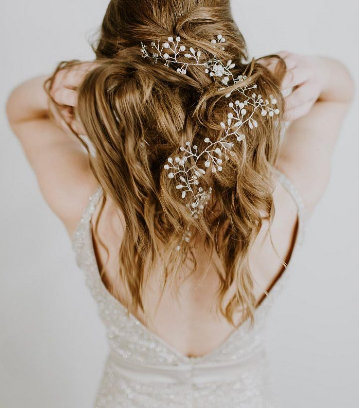 Flower Girl Hairstyles - Dungaree Hungry