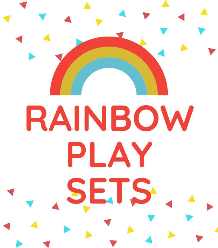 Everything You Need to Know About Rainbow Playsets